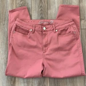 Seven7 PINK JEANS 16